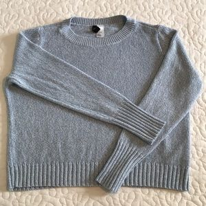 H&M Light Blue Sweater